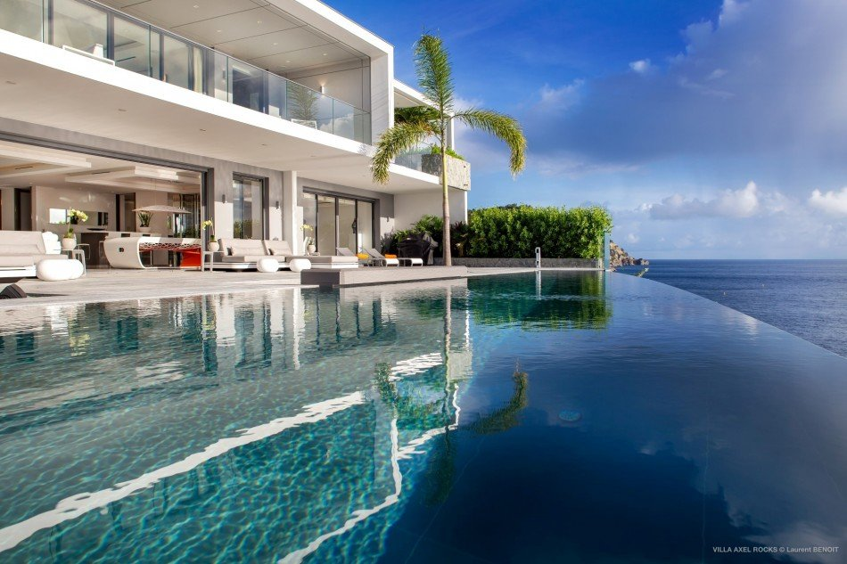 St Barts Villas - Axel Rocks - Gustavia - Caribbean | Luxury Vacation Rentals