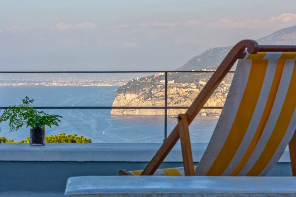Amalfi Coast Villas - Sirenide - Sorrento Area  - Italy | Luxury Vacation Rentals