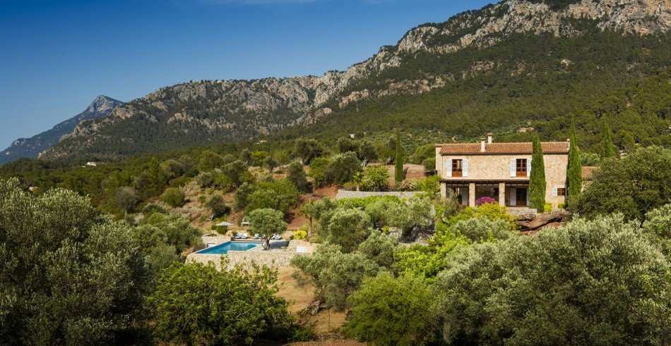 Mallorca Villas - Sa Terra Rotja - Banyalbufar - Spain | Luxury Vacation Rentals