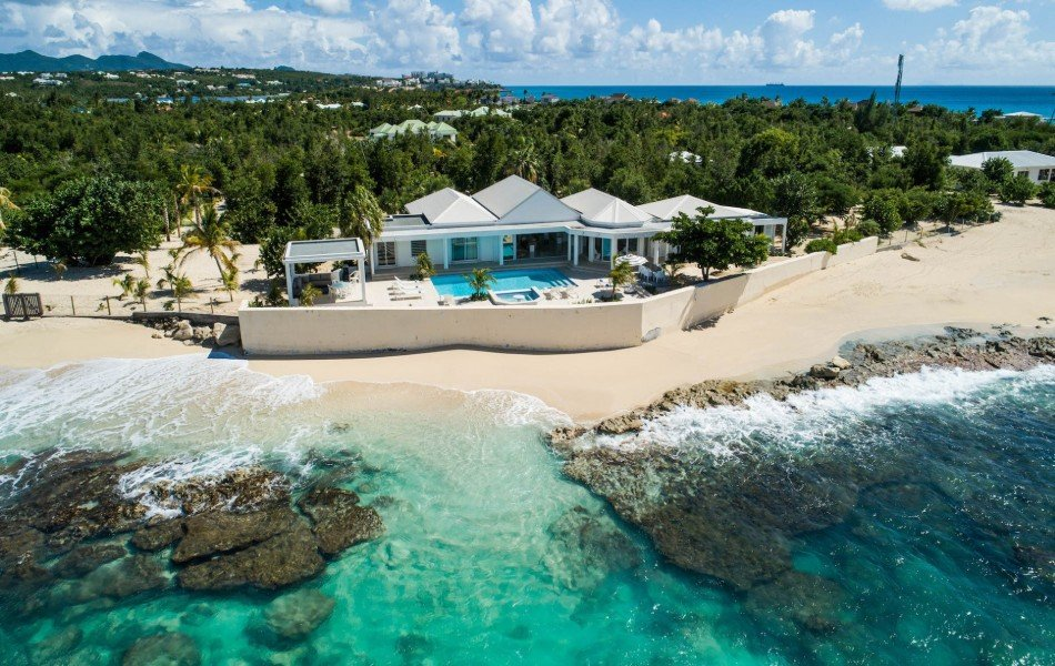 Plum Bay Beach Villas - Ecume des Jours - Plum Bay Beach - Caribbean | Luxury Vacation Rentals