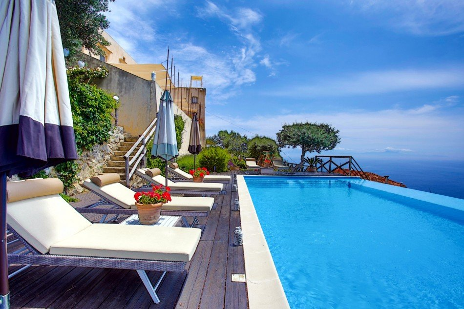 Amalfi Coast Villas - Barocca - Ravello Area - Italy | Luxury Vacation Rentals