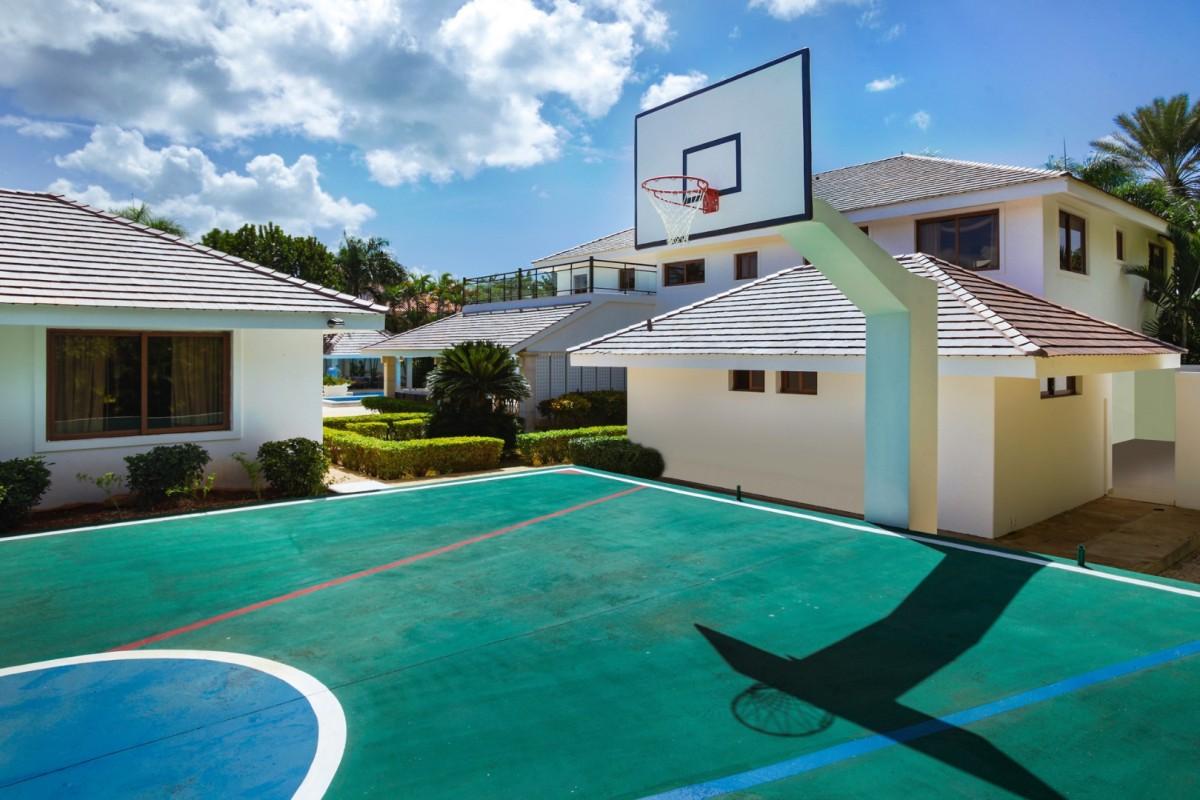 Colosal villa colosal casa de campo isle blue for Casa de campo villas