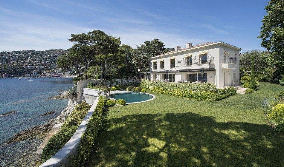 Cote d'Azur Villas - Mas de La Rube - Villefranche sur Mer - France | Luxury Vacation Rentals