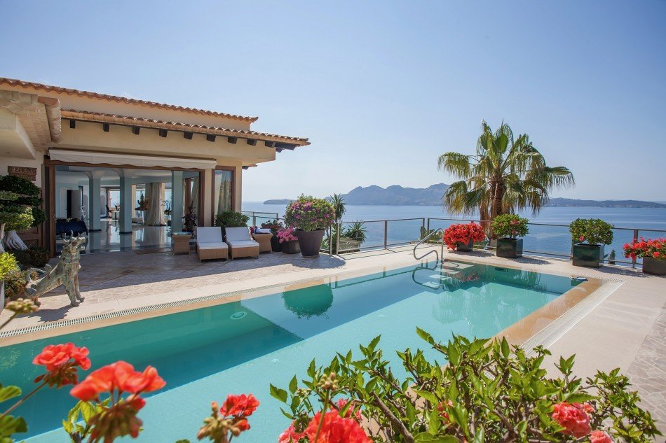 Mallorca Villas - Can Calent - Cap Formentor - Spain | Luxury Vacation Rentals