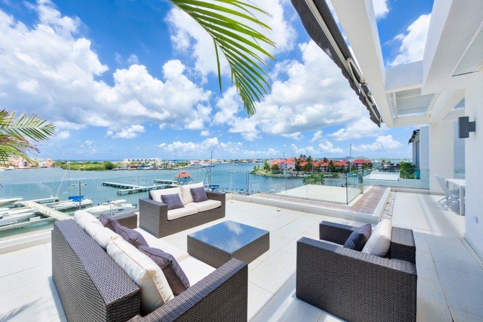 Simpson Lagoon, Terres Basses Villas - Just Blue - Simpson Lagoon, Terres Basses - Caribbean | Luxury Vacation Rentals