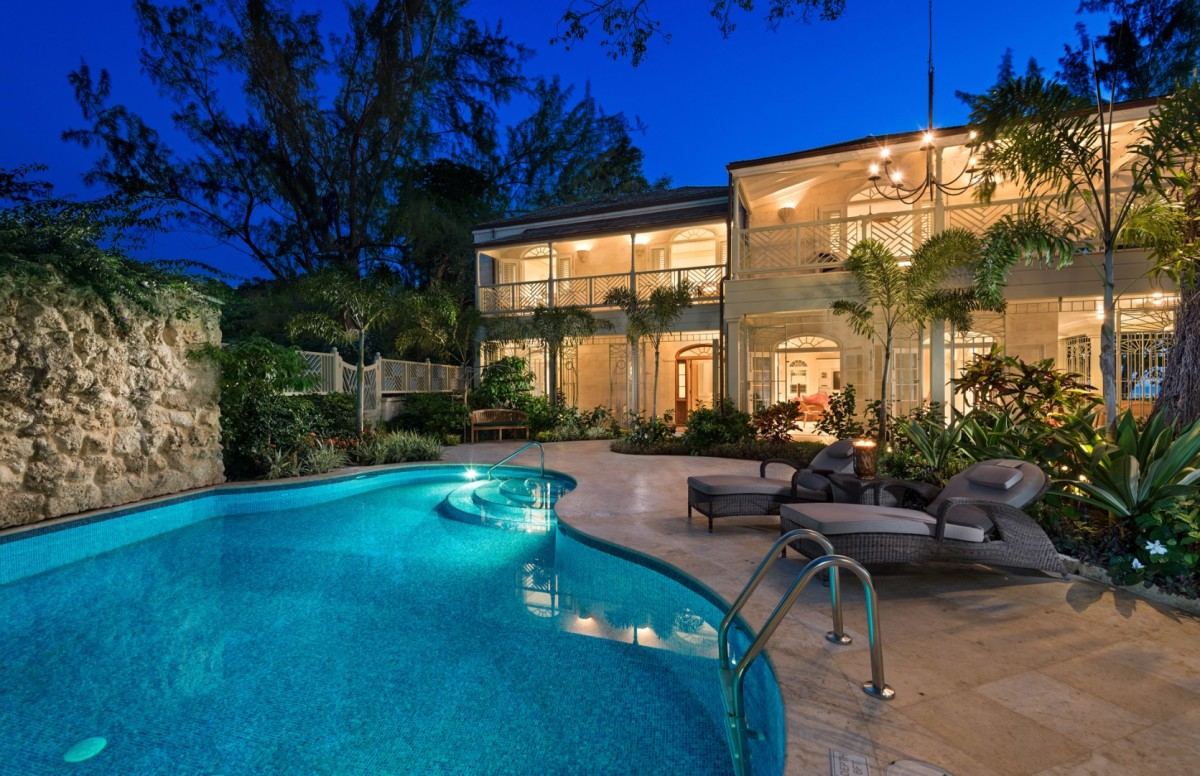 Hemingway Caribbean: Hemingway House - Villa Hemingway House Barbados