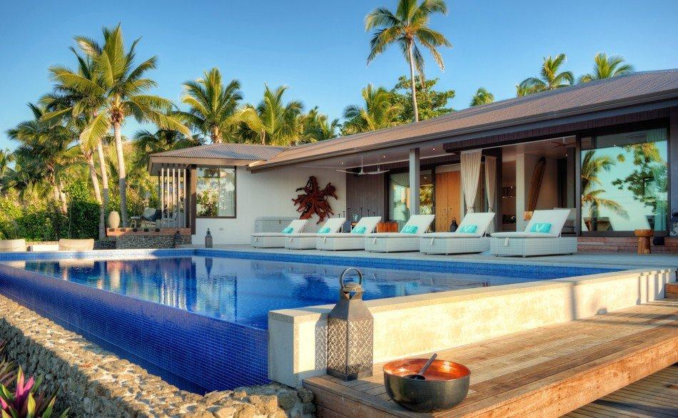 Fiji Islands Villas - The Beachouse - Vomo Private Island - Oceania   Luxury Vacation Rentals