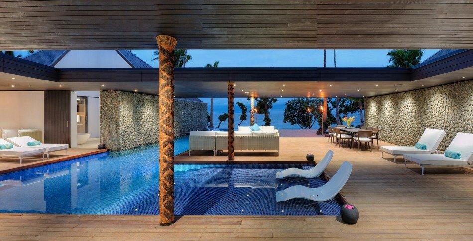 Fiji Islands Villas - The Palms - Vomo Private Island - Oceania   Luxury Vacation Rentals