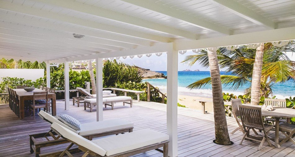 Flamands Villas - Beach House (FAY) - Flamands - Caribbean | Luxury Vacation Rentals