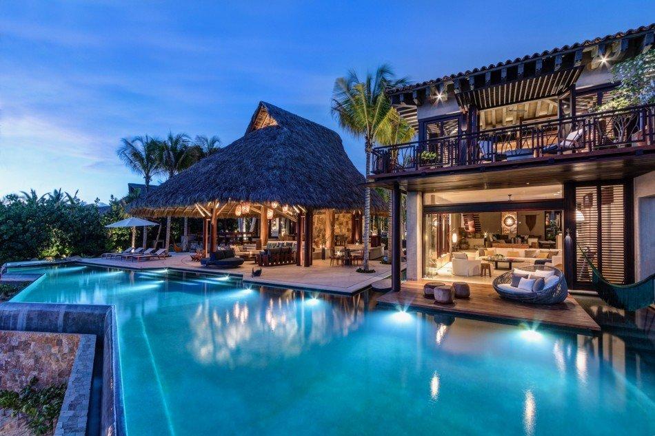 Punta Mita Villas - Casa Koko - Punta Mita Area - Mexico | Luxury Vacation Rentals