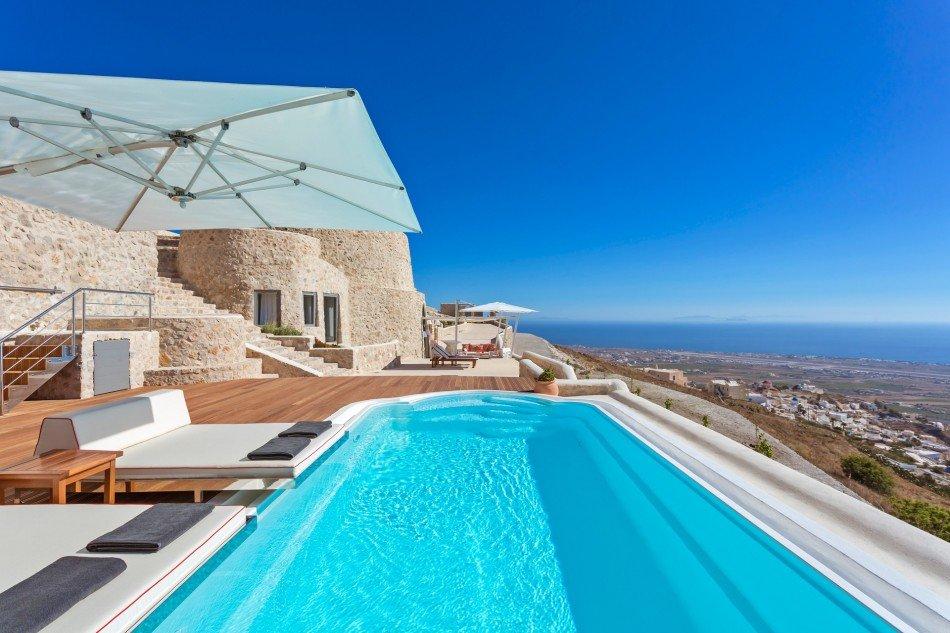 Greek Islands Villas - Chalcedony - Santorini - Greece | Luxury Vacation Rentals
