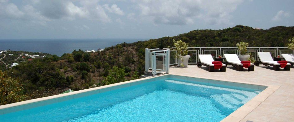 Vitet Villas - Au Coeur du Rocher - Vitet - Caribbean | Luxury Vacation Rentals