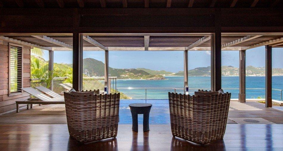 St Barts Villas - Samsara - Pointe Milou - Caribbean | Luxury Vacation Rentals