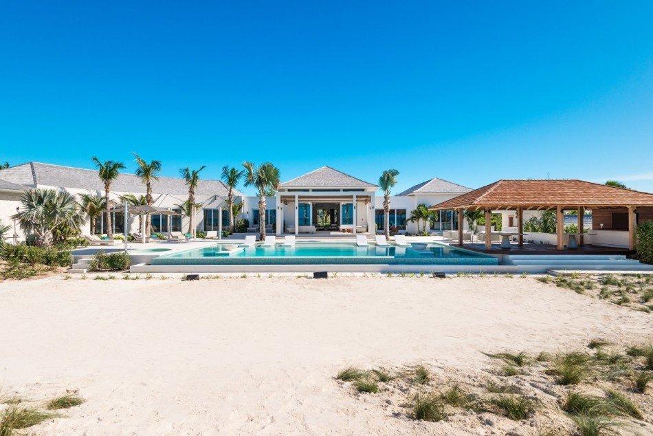 Turks & Caicos Villas - Sentosa - Grace Bay - Caribbean | Luxury Vacation Rentals