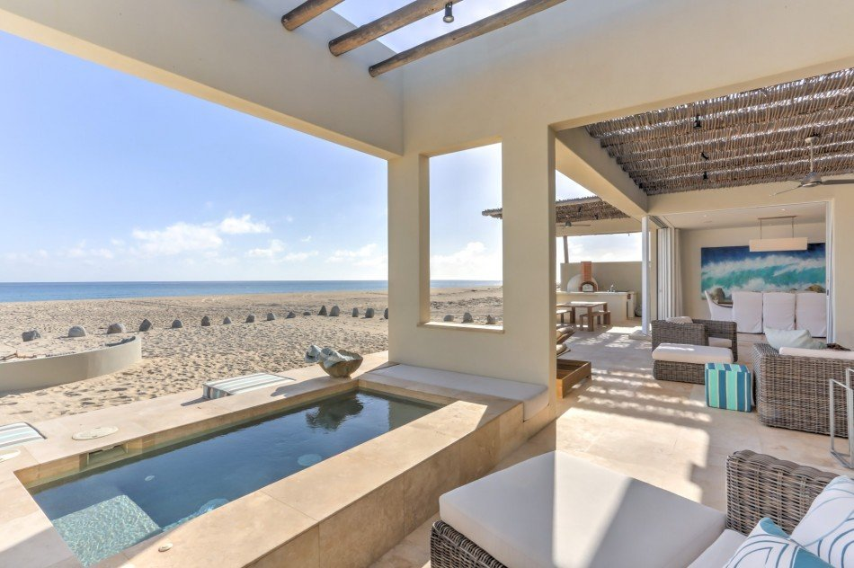 Los Cabos Villas - Casa de la Playa - East Cape - Mexico   Luxury Vacation Rentals