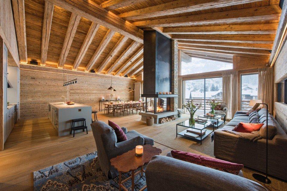 Zermatt Villas - Chalet Mckinley - Zermatt Village - Switzerland | Luxury Vacation Rentals
