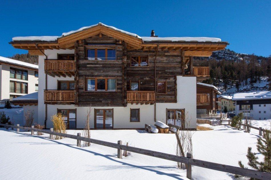 Zermatt Villas - Elena - Zermatt - Winklematten - Switzerland | Luxury Vacation Rentals