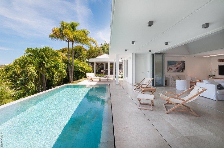 St Barts Villas - Palm SBH - Grand Cul de Sac - Caribbean | Luxury Vacation Rentals