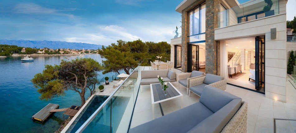 Croatia Villas - Violet - Sumartin, Brac Island - Europe | Luxury Vacation Rentals