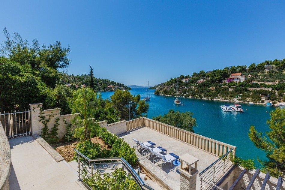 Croatia Villas - Big Lagoon - Bobovisca Na Moru, Brac Island - Europe | Luxury Vacation Rentals