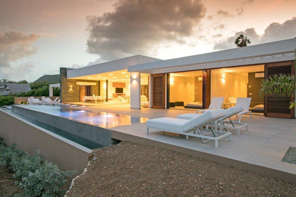 Orient Beach Villas - Villa O - Orient Beach - Caribbean | Luxury Vacation Rentals