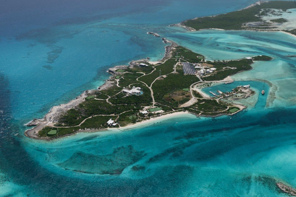 Bahamas Villas - Over Yonder Cay - Private Island - Exuma - Caribbean   Luxury Vacation Rentals
