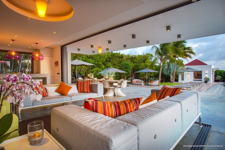 St Barts Villas - Palm Springs (GEM) - Gouverneur - Caribbean | Luxury Vacation Rentals