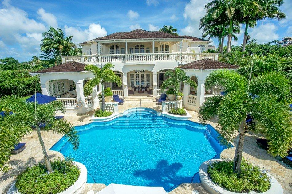 Barbados Villas - Plantation House RWM - Royal Westmoreland - Caribbean | Luxury Vacation Rentals