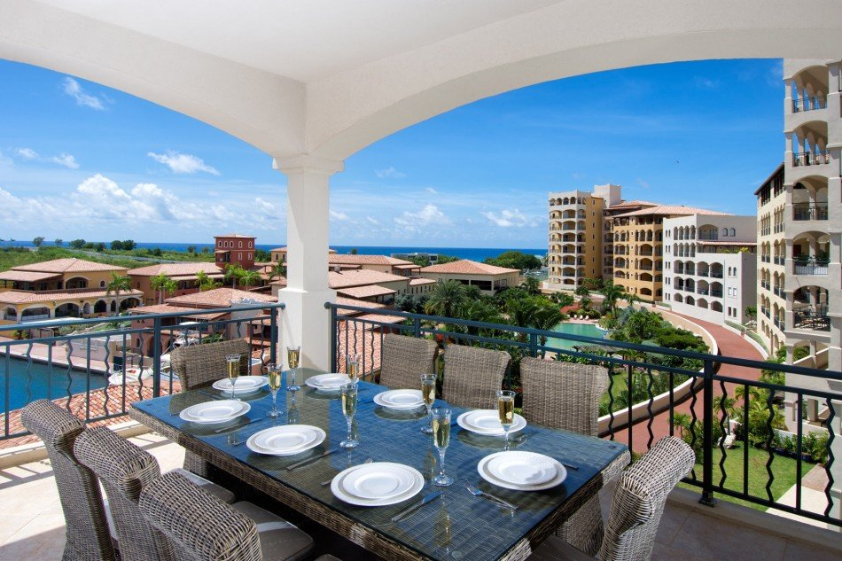 Cupecoy Villas - Aqua Vue - Cupecoy - Caribbean | Luxury Vacation Rentals