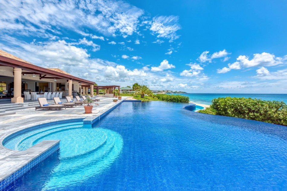 Baie Longue Beach Villas - Casa de la Playa - St Martin - Baie Longue Beach - Caribbean | Luxury Vacation Rentals