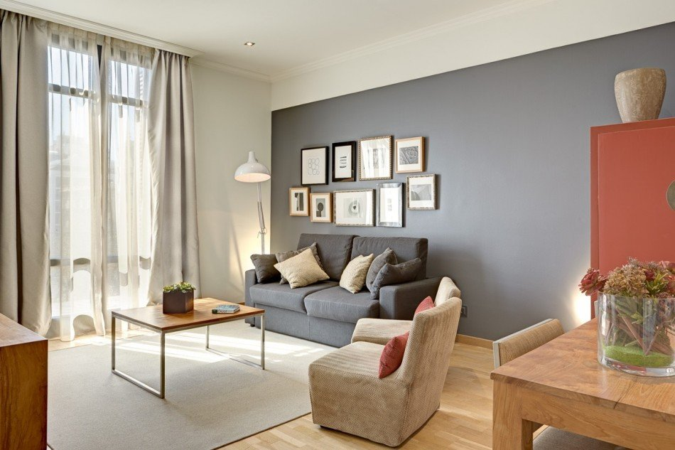 Barcelona Villas - Sixty Four - Deluxe Apartment 3BR - Barcelona - Spain | Luxury Vacation Rentals