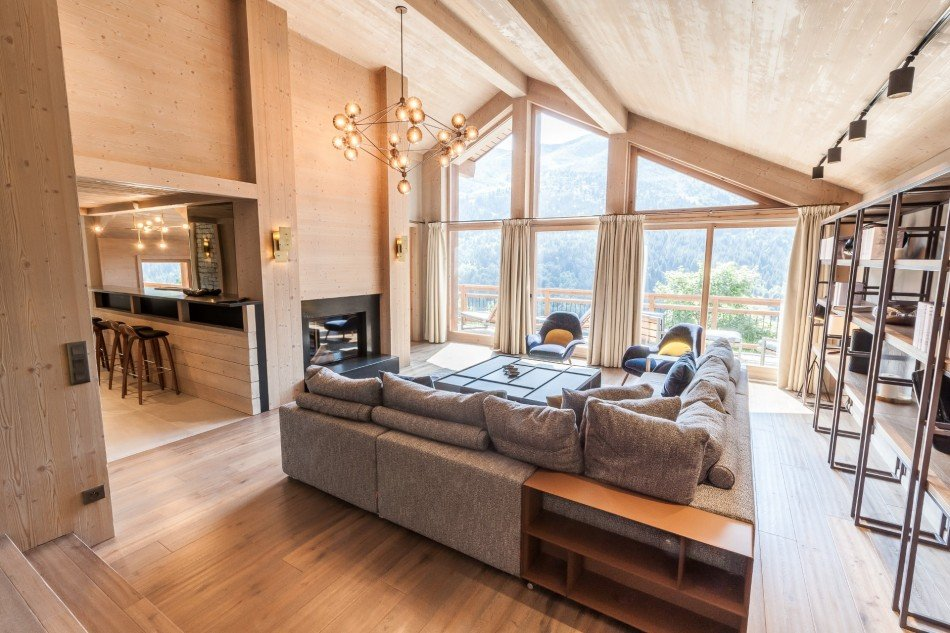 Meribel Villas - Chalet Altius - Meribel - France | Luxury Vacation Rentals