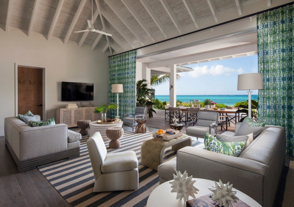 Turks & Caicos Villas - The Residence 3 at Grace Bay - Grace Bay - Caribbean | Luxury Vacation Rentals