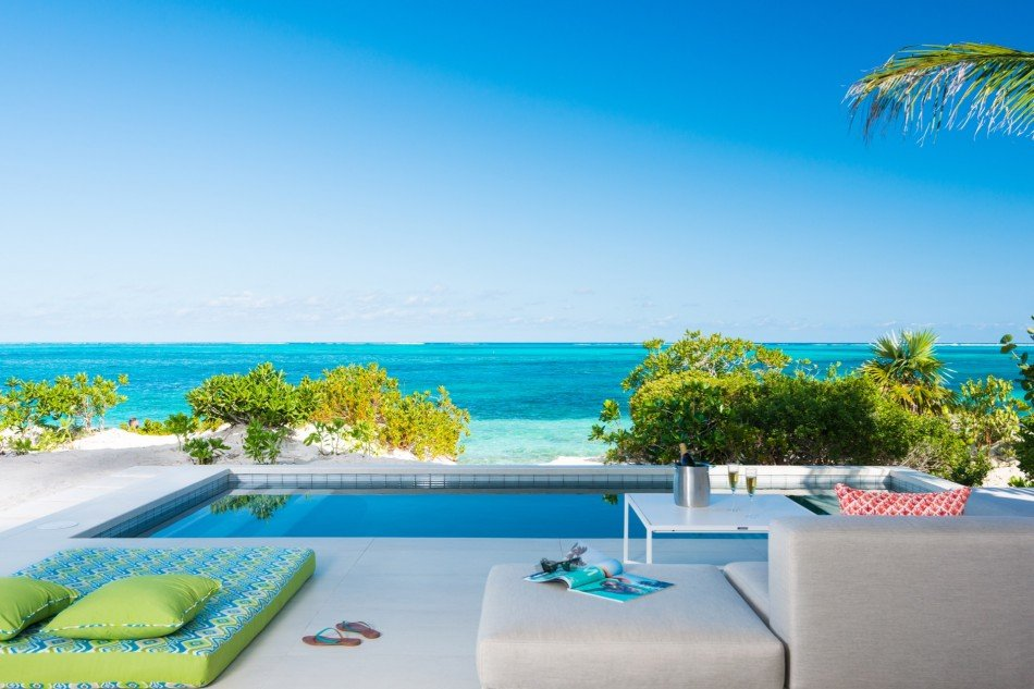 Turks & Caicos Villas - The Dunes 2 at Grace Bay - Grace Bay - Caribbean | Luxury Vacation Rentals