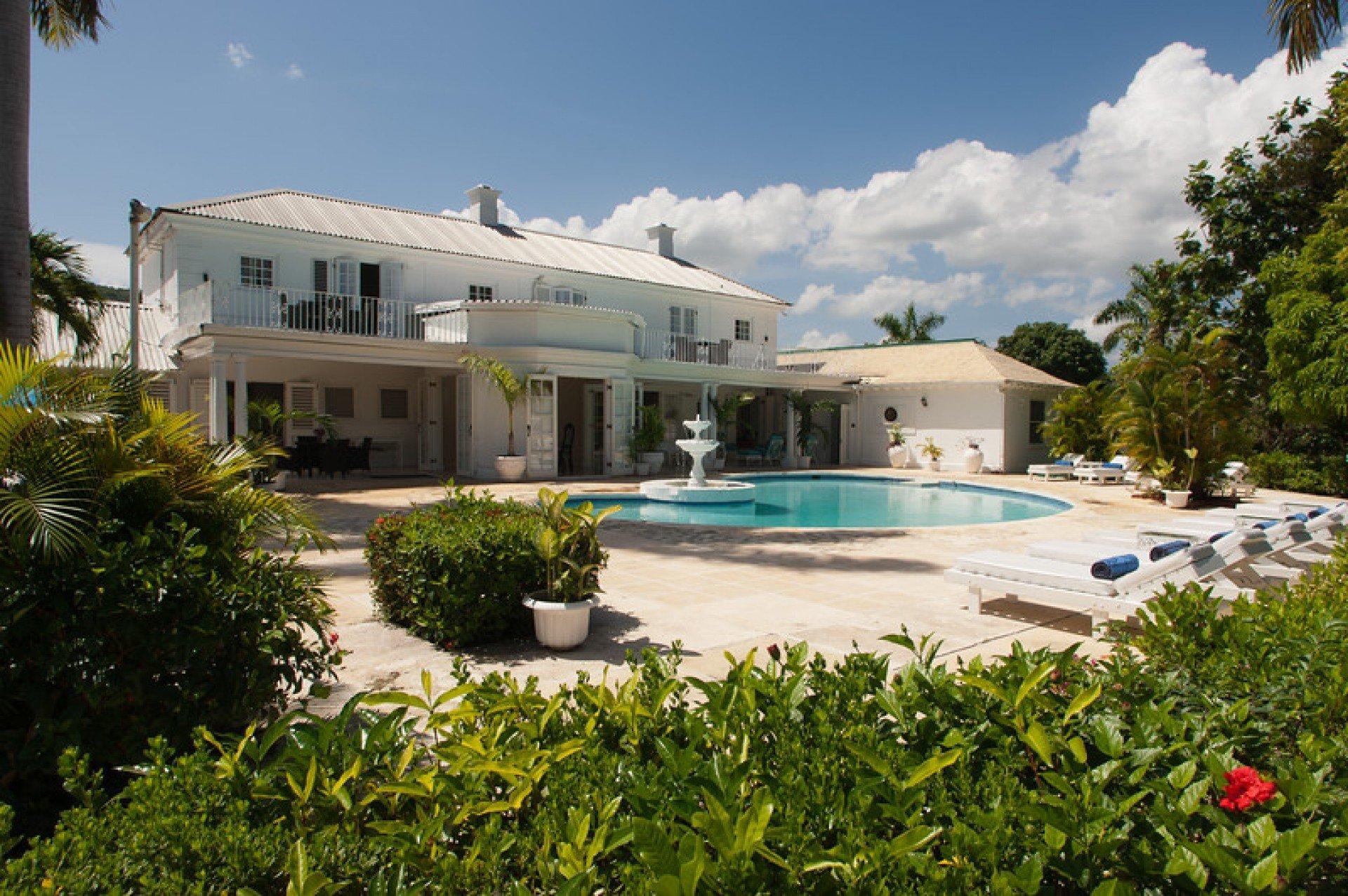 Summertime Villa Summertime Jamaica Isle Blue