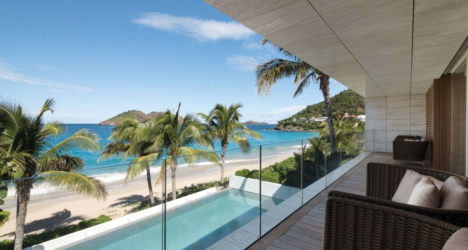 St Barts Villas - Wake Up - Flamands - Caribbean | Luxury Vacation Rentals