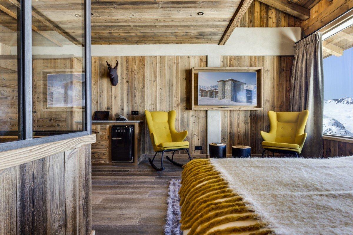 Le Refuge Megeve Architecte apartment charvet - villa apartment charvet val d'isère