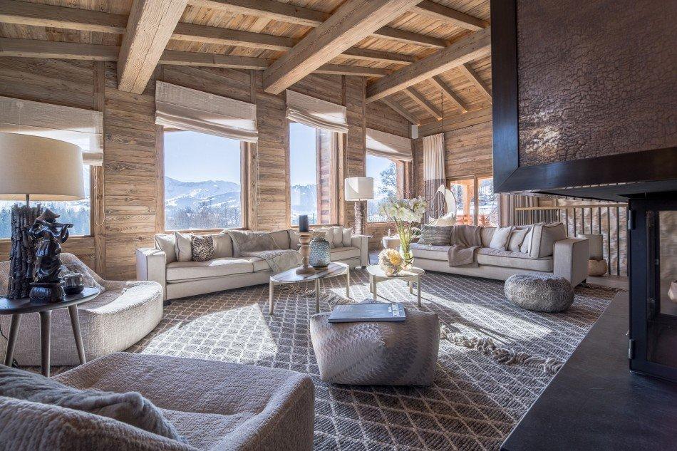 Megeve Villas - Chalet Blazing - Demi Quartier - France | Luxury Vacation Rentals