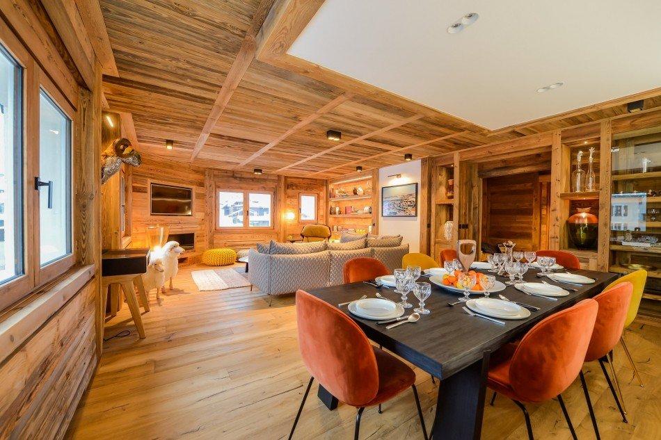 Megeve Villas - Apartment Nausicaa - Megeve Village - France | Luxury Vacation Rentals