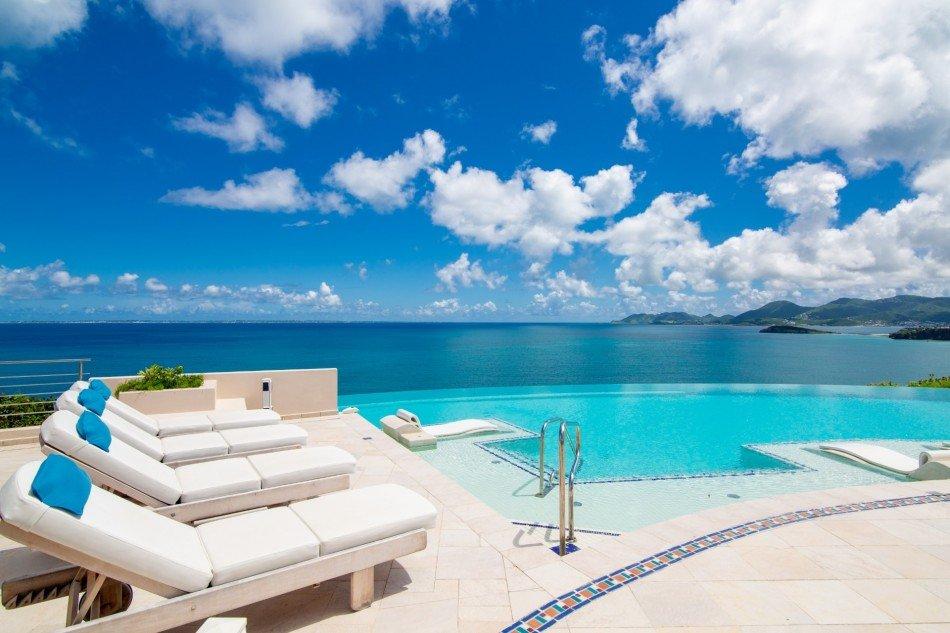 Terres Basses Villas - Mes Amis - Terres Basses - Caribbean | Luxury Vacation Rentals