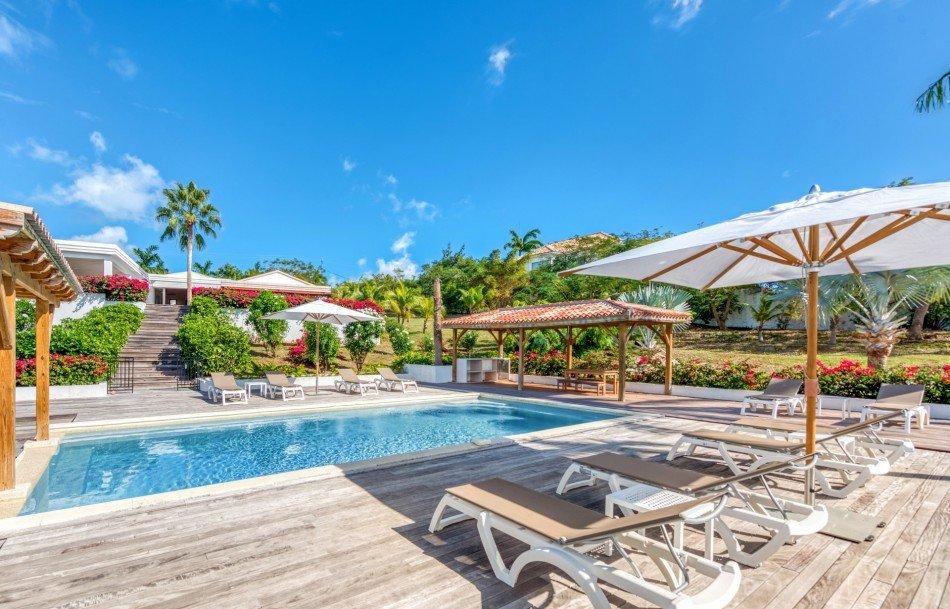 Terres Basses Villas - La Hacienda - Terres Basses - Caribbean | Luxury Vacation Rentals