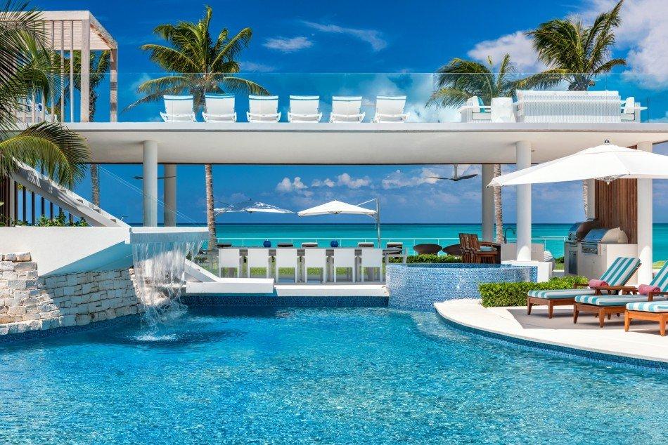 Turks & Caicos Villas - Salacia - Grace Bay - Caribbean | Luxury Vacation Rentals