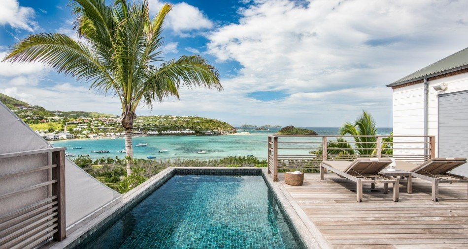 St Barts Villas - Pink Flamingo - Grand Cul de Sac - Caribbean | Luxury Vacation Rentals