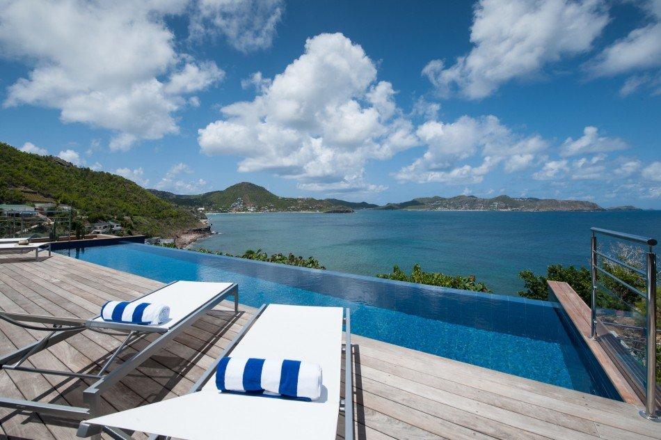 Pointe Milou Villas - Infinity View - Pointe Milou - Caribbean | Luxury Vacation Rentals