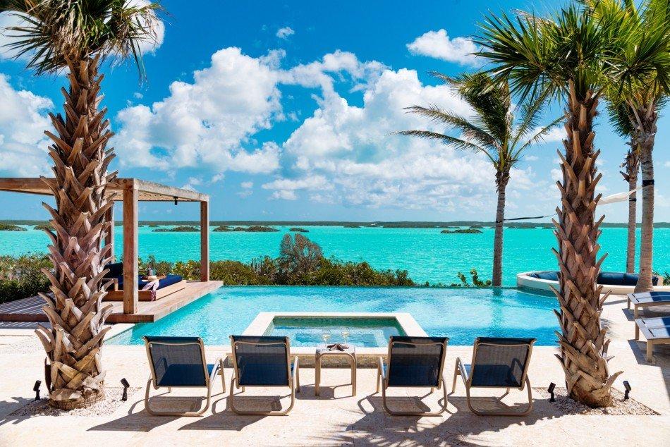 Turks & Caicos Villas - Alinna - Chalk Sound - Caribbean | Luxury Vacation Rentals