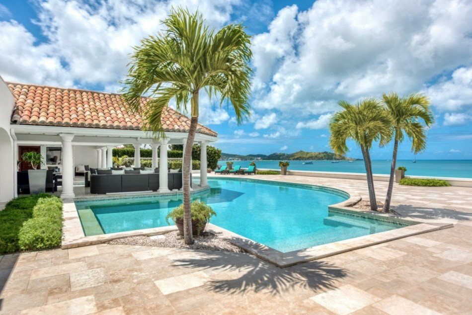 Grand Case Villas - Petite Plage 4 - Grand Case - Caribbean | Luxury Vacation Rentals