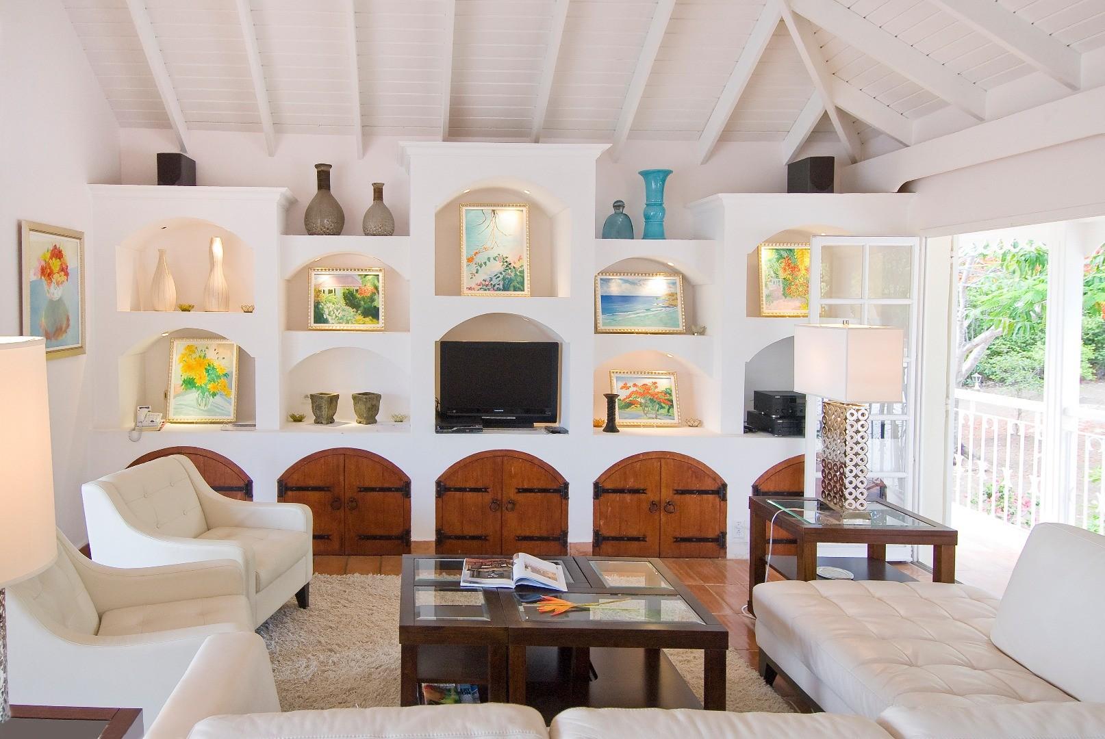 Villa Jardin Creole | Terres Basses - St Martin