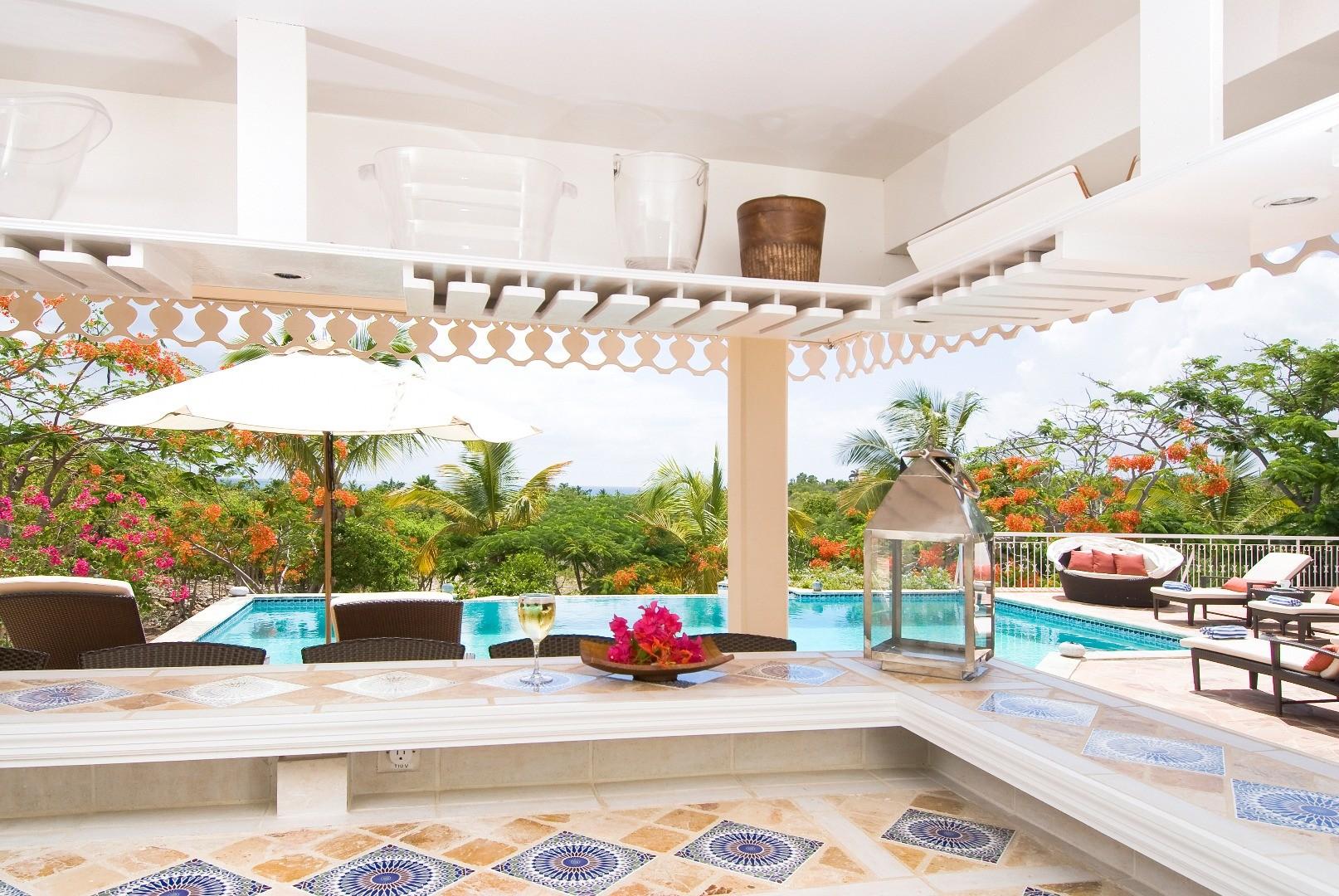 Villa Jardin Creole   St Martin