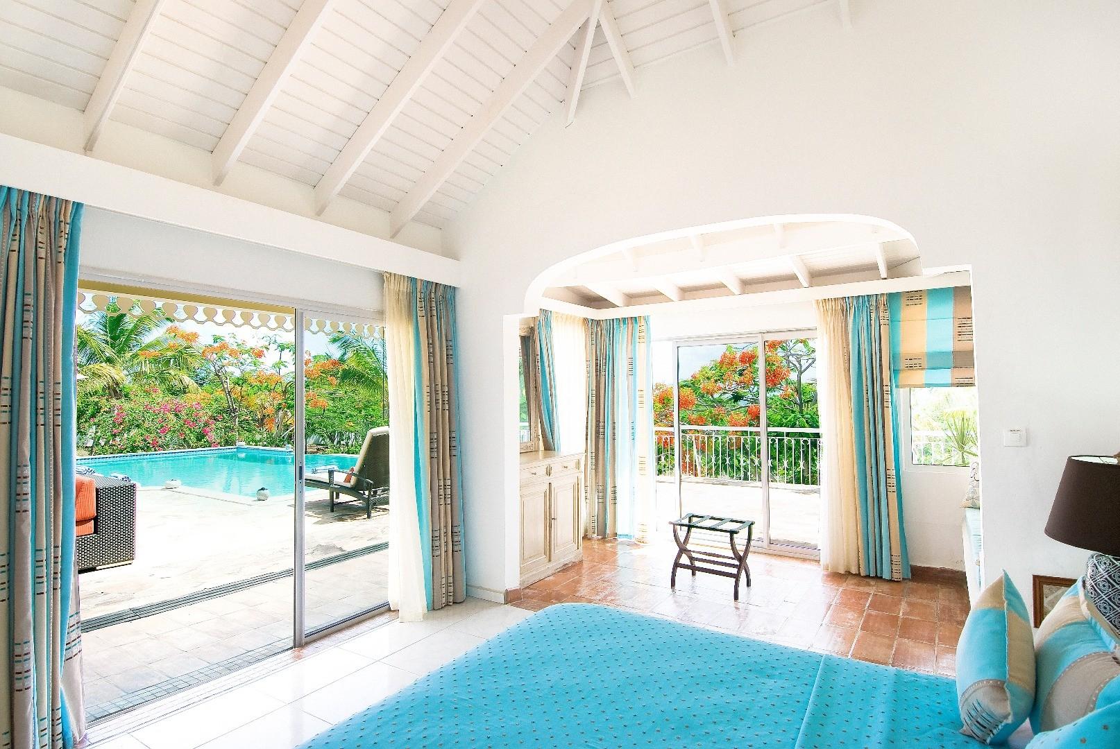 Villa Jardin Creole   Terres Basses - St Martin
