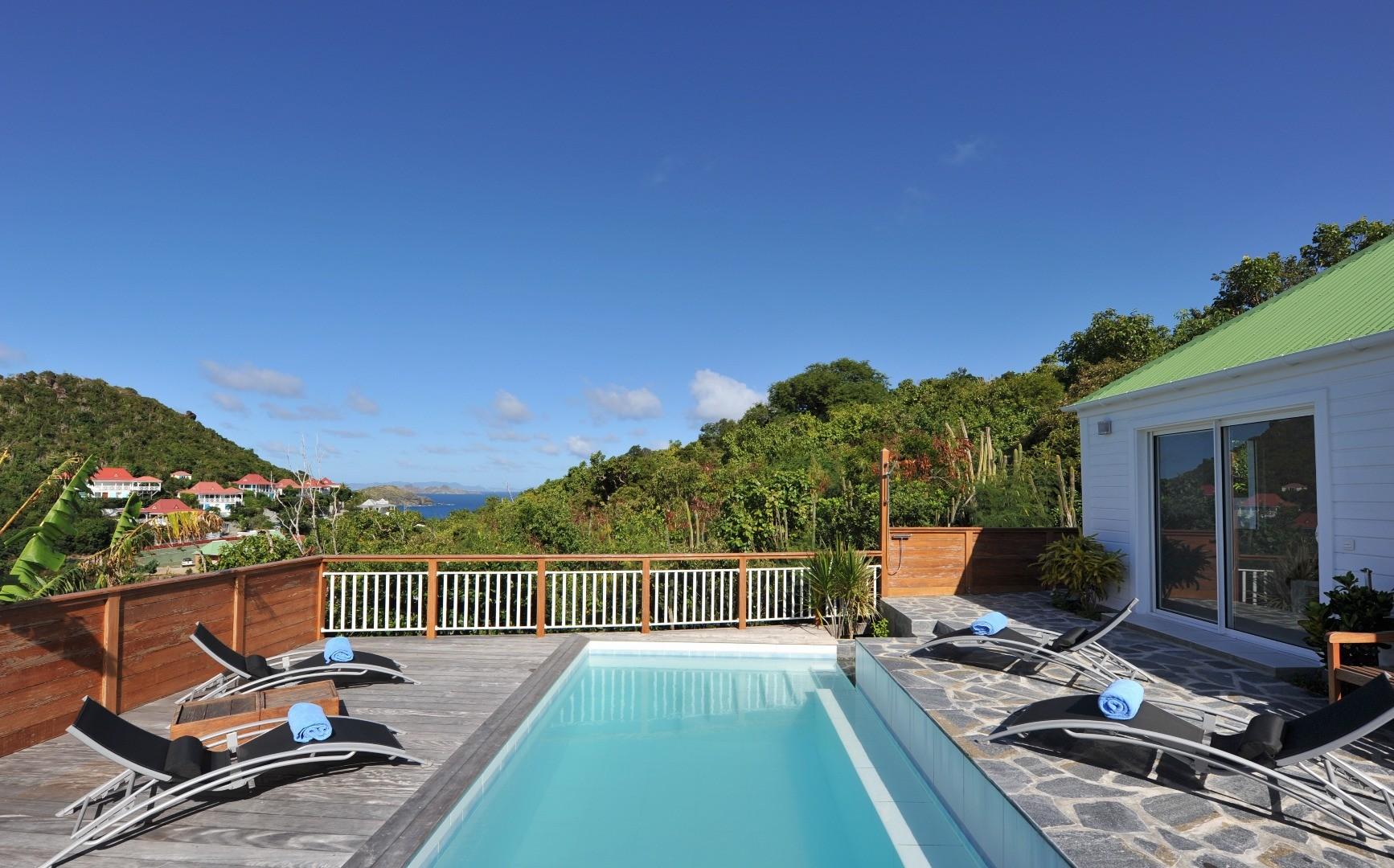 Best Island Beaches For Partying Mykonos St Barts: Apsara - Villa Apsara St Barts